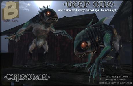 BentBox DeepOne - Chroma
