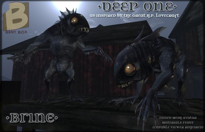 BentBox DeepOne - Brine