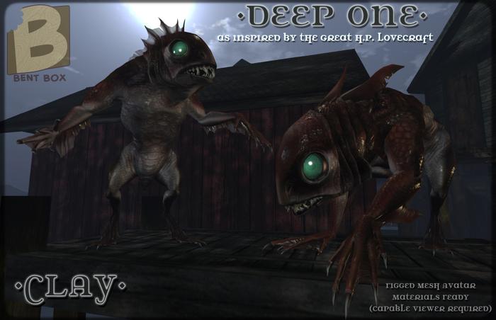 BentBox DeepOne - Clay
