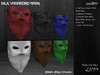 /studioDire/ Silk Vagabond Masks