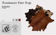 *AF* Renaissance Faire Rugs