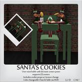 [Home Goods] - Santa's Cookies
