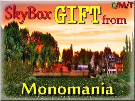 MONOMANIA - SkyBox - *GIFT*