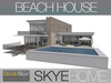 Skye beach house