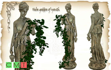 [MF] Mesh Hebe goddess of youth statue (boxed)