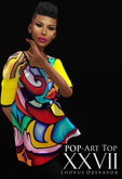 .::LD::. PopArt Top Conflicted