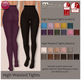 Izzie's - High Waisted Tights