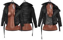 K-CODE ESCAPE 5 - Rigged Mesh Jacket