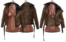 K-CODE ESCAPE 6 - Rigged Mesh Jacket