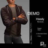 PierreStyles HOODY with shirt DEMO