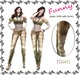 Spring Gift ::DC:: Funny Jeans with side bows [Goldy]
