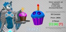 [Parz] FNAF Office Cupcake Animatronics