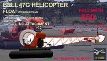 Bell 47 V 1.3  FLOAT version