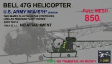 Bell 47 V 1.3 MASH version