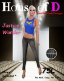 *HoD* Justice Wonder
