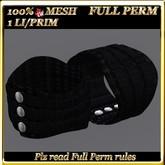 LW_Mesh Leather Bracelet 12 - Full Perm