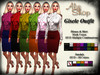 *Aly's Shop* Gisele Outfit - HUD Multiple Options
