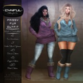[Cynful] Prissy Fur Outfit - Demo