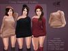 *MUKA* Cozy Sweater Dusky (Belleza Venus & Slink Physique)