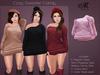 *MUKA* Cozy Sweater Candy (Belleza Venus & Slink Physique)