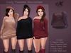 *MUKA* Cozy Sweater Buccaneer (Belleza Venus & Slink Physique)