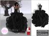 ::::Suki:::: Vihera Gown [black] - Lola Appliers