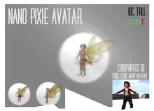 Nano Pixie Avatar 10cm