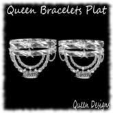 Queen Bracelets Plat