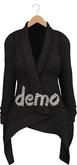 Blueberry - Dawnee - Maitreya Lara & Belleza Venus & Slink Physique Compatible - Sweater Cardigans DEMO
