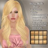 !SOUL - HAIR - Shirley - 12 Nuances -  Blondes Set 1
