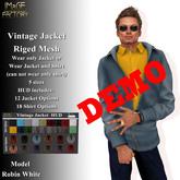 IMaGE Factory Vintage Jacket / Shirt Demo