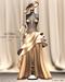 Asteria Creations - Princess Maria Gown Set - Gold