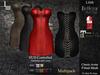 De designs lilith leather multipack s