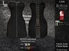 DE Designs - Lilith - Black Fabric