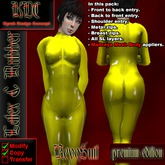 KDC RevoSuit - yellow [premium edition]