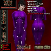 KDC RevoSuit - purple [premium edition]