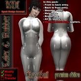 KDC RevoSuit - white [premium edition]