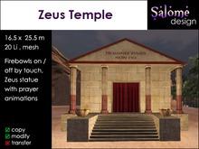 Zeus Temple - Greek / Roman - only 20 Li