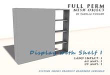 MESH Display with Shelf 1 (full perm)