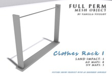 MESH Clothes Rack 1 (full perm)