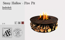 *AF* Stony Hollow - Fire Pit