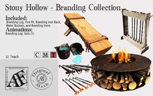 *AF* Stony Hollow Branding Collection