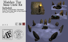 *AF* Maiden Tor Stone Circle Complete Kit