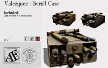 *AF* Valezquez - Scroll Case