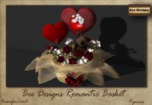 .:Bee Designs:.Romantic Basket