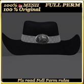 LW_ Cow Girl Hat - Full Perm 2