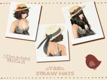 .::Y&R::.Straw hats Fat Pack