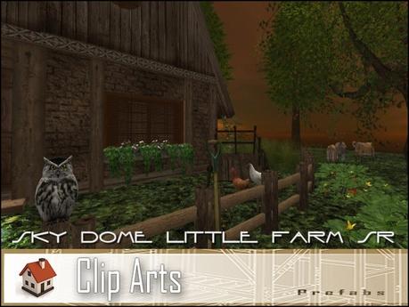 Sky Dome Little Farm SR