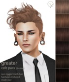 Yasyn - Greater - Cafe Pack