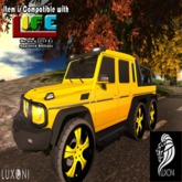 L U X O N I  MOTORS INC- G63LX ORIGINAL TRUCK FOR KIDS